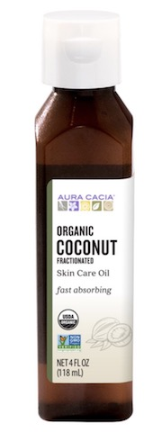 Image of Skin Care Oil Fractionated Coconut Oil Organic