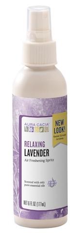 Image of Air Freshening Spritz Lavender