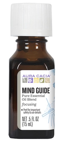 Image of Essential Oil Blend Mind Guide