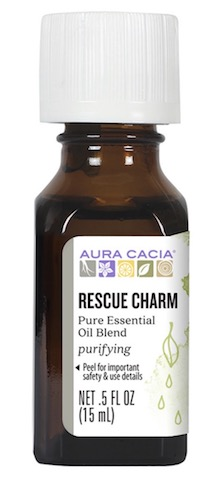 Image of Essential Oil Blend Rescue Charm