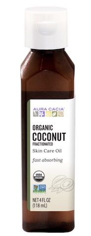 Image of Skin Care Oil Coconut Oil Fractionated Organic