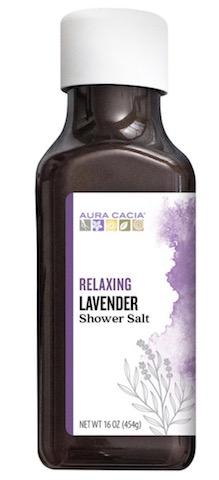 Image of Shower Salt Lavender (Relaxing)