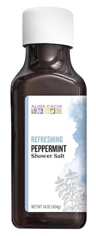 Image of Shower Salt Peppermint (Refreshing)