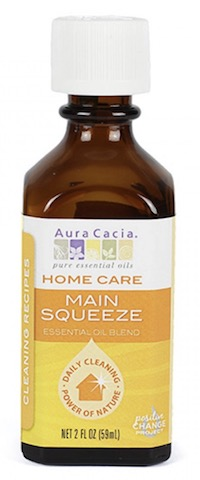Image of Essential Oil Blend Home Care Main Squeeze