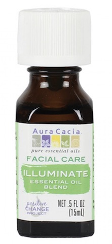 Image of Essential Oil Blend Facial Care Illuminate