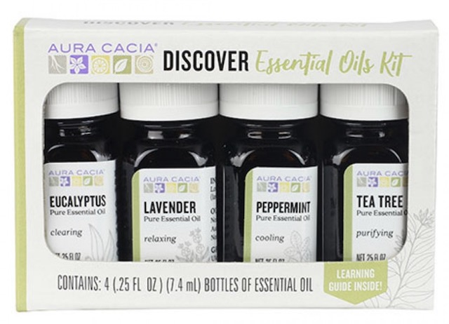 Image of Essential Oil Kit - Discover Kit