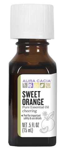 Image of Essential Oil Sweet Orange