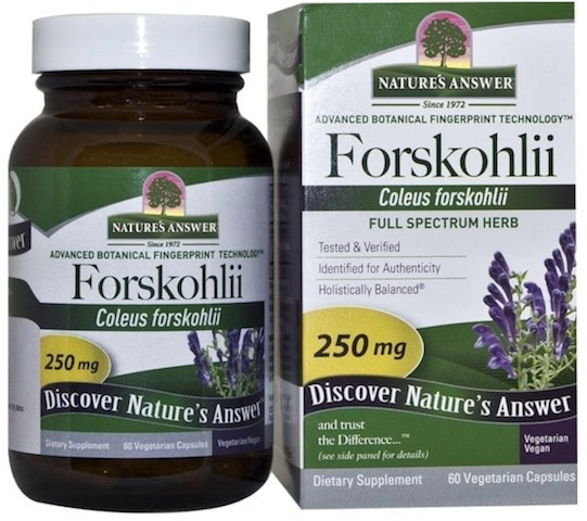 Image of Forskohlii 250 mg