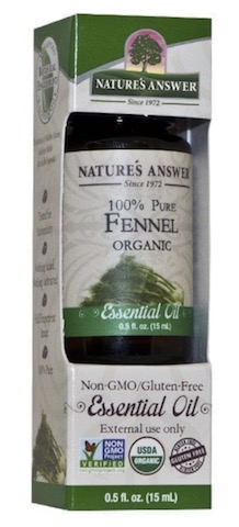 Image of Essential Oil Fennel Organic