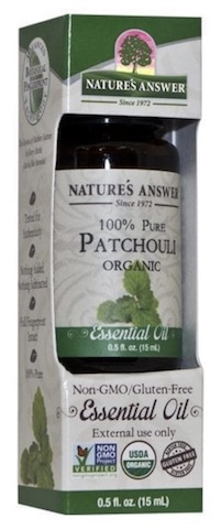 Image of Essential Oil Patchouli Organic