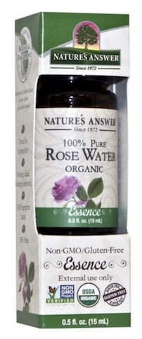 Image of Essential Oil Rosewater Organic