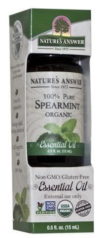 Image of Essential Oil Spearmint Organic