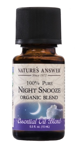 Image of Essential Oil Blend Night Snooze Organic