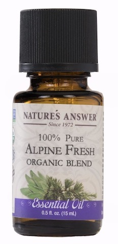 Image of Essential Oil Blend Alpine Fresh Organic