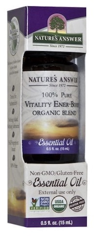 Image of Essential Oil Blend Vitality Ener-Boost