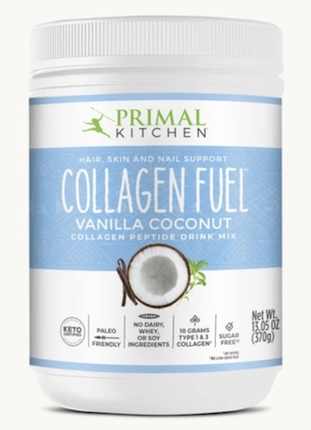 Image of Collagen Fuel Powder Vanilla Coconut