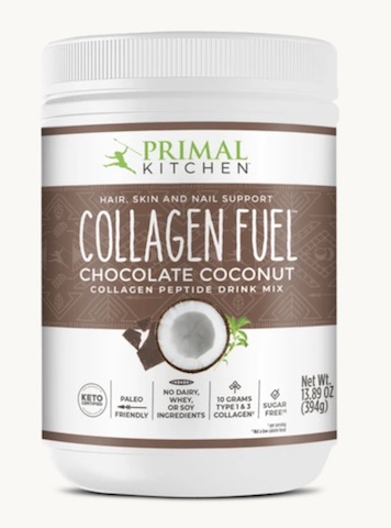 Image of Collagen Fuel Powder Chocolate Coconut