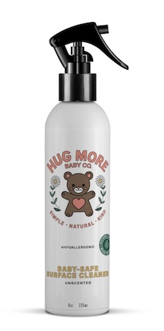 Image of Baby-Safe Surface Cleaner Unscented Spray