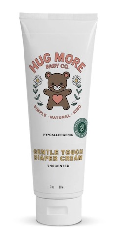 Image of Gentle Touch Diaper Cream Unscented