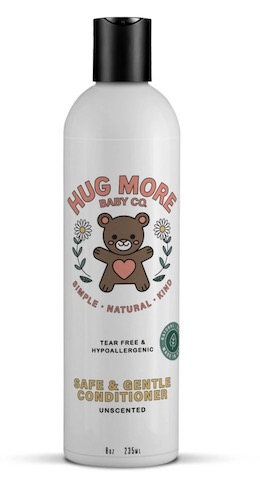Image of Safe & Gentle Conditioner Unscented