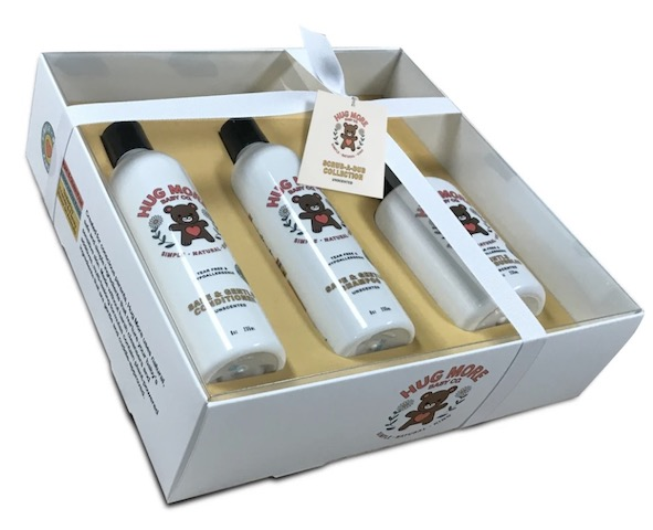 Image of Gift Set Scrub-A-Dub Collection