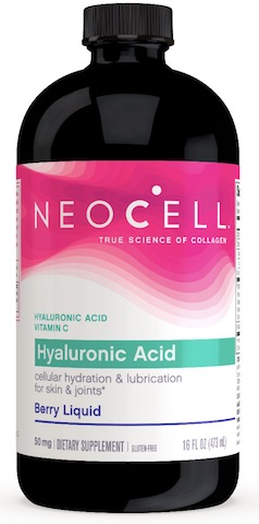 Image of Hyaluronic Acid Liquid Berry