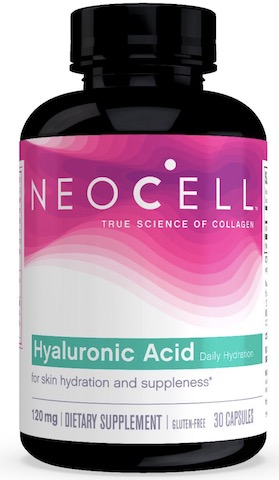 Image of Hyaluronic Acid 120 mg