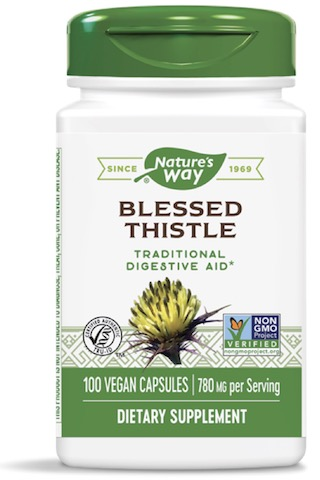 Image of Blessed Thistle 390 mg