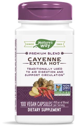 Image of Cayenne Extra Hot 100,000 HU Blend