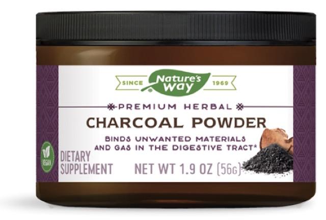 Image of Premium Herbal Charcoal Powder