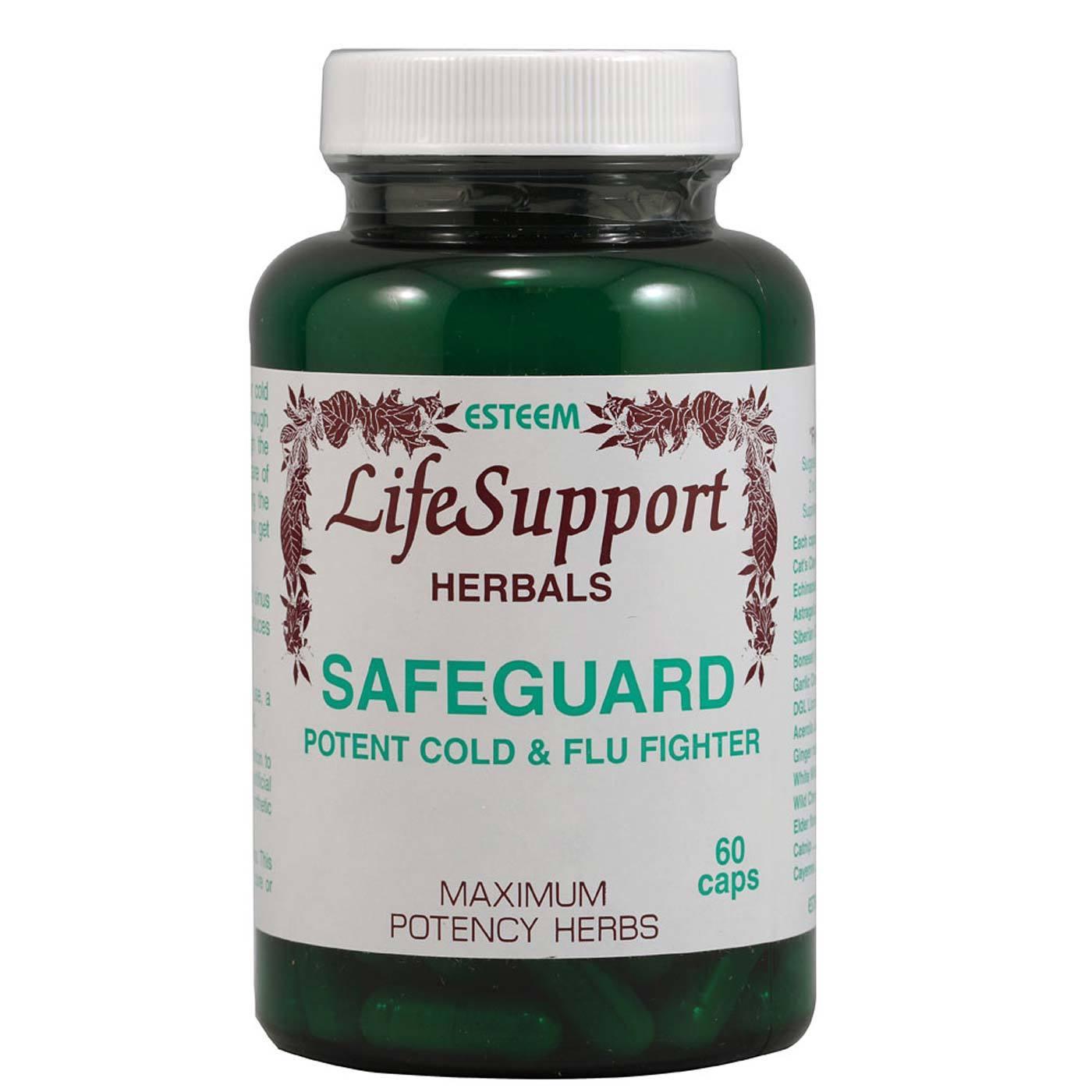 Image of SafeGuard  (Cold & Flu Fighter)