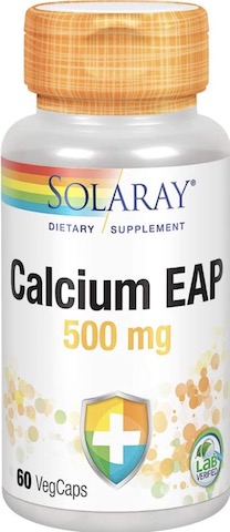 Image of Calcium EAP 500 mg