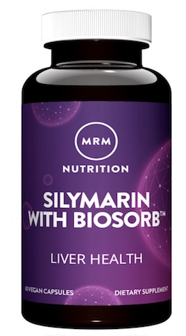 Image of Silymarin with BioSorb 250 mg