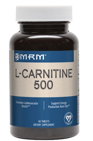 Image of L-Carnitine 500 mg Tablet