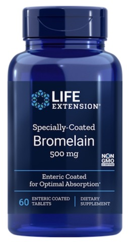 Image of Specially-Coated Bromelain 500 mg