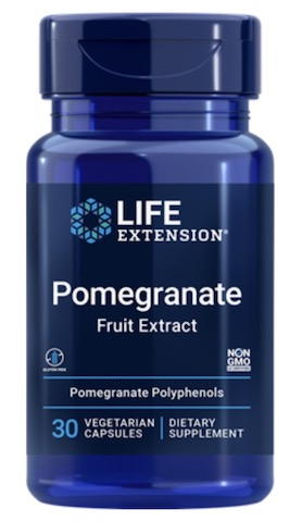 Image of Pomegranate Fruit Extract 500 mg