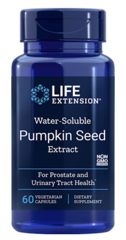 Image of Water-Soluble Pumpkin Seed Extract 262 mg