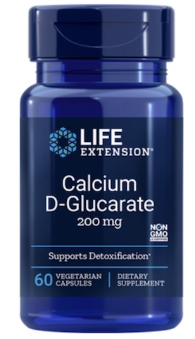 Image of Calcium D-Glucarate  200 mg