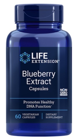 Image of Blueberry Extract Capsules