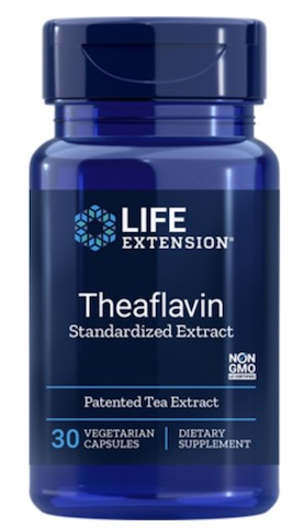 Image of Theaflavin Standardized Extract 350 mg