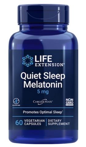 Image of Quiet Sleep Melatonin 5 mg
