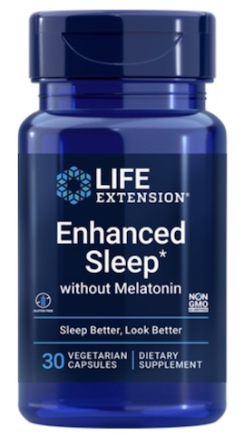 Image of Enhanced Sleep without Melatonin