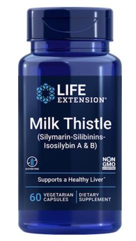 Image of Milk Thistle 750 mg Capsule
