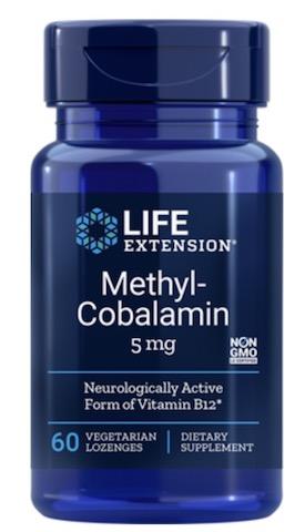 Image of Methylcobalamin 5 mg Lozenge