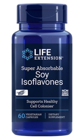 Image of Super-Absorbable Soy Isoflavones
