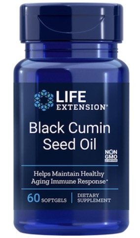 Image of Black Cumin Seed Oil 500 mg