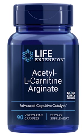 Image of Acetyl-L-Carnitine Arginate 620 mg