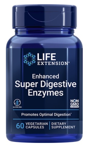 Image of Enhanced Super Digestive Enzyme