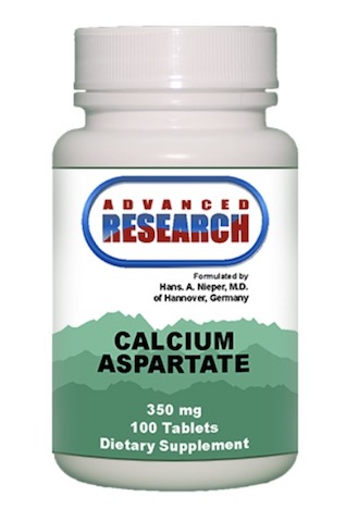 Image of Calcium Aspartate 350 mg