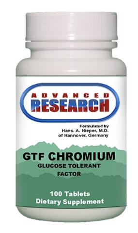 Image of GTF Chromium